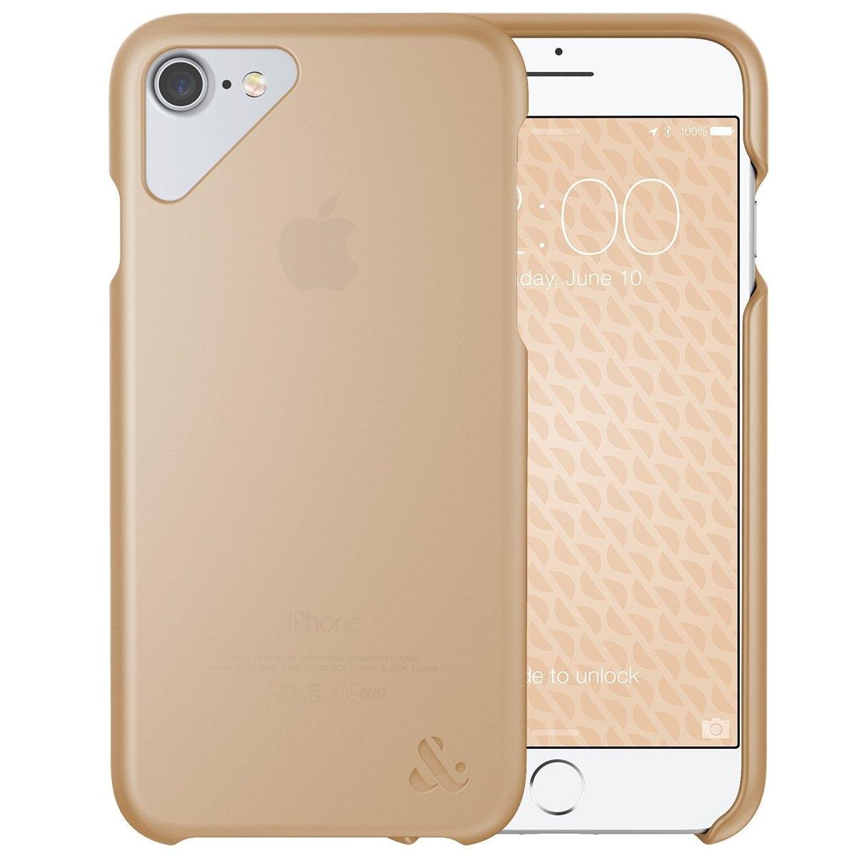 Amber And Ash Apple iPhone 7 FW Seri Kılıf