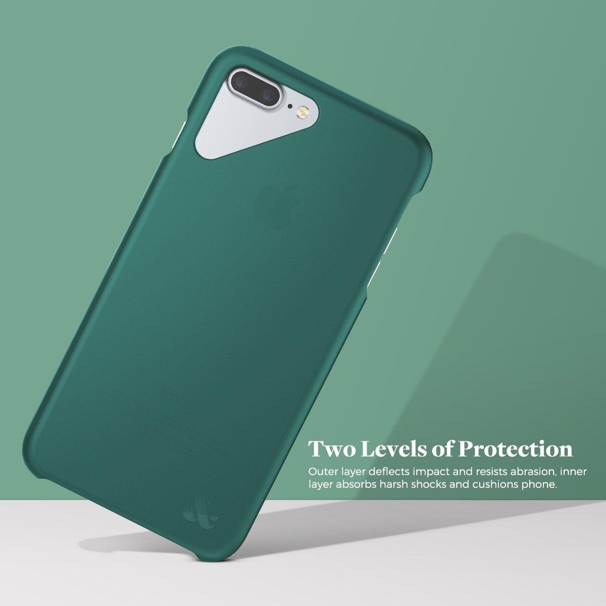 Amber And Ash Apple iPhone 7 Plus FW Seri Kılıf