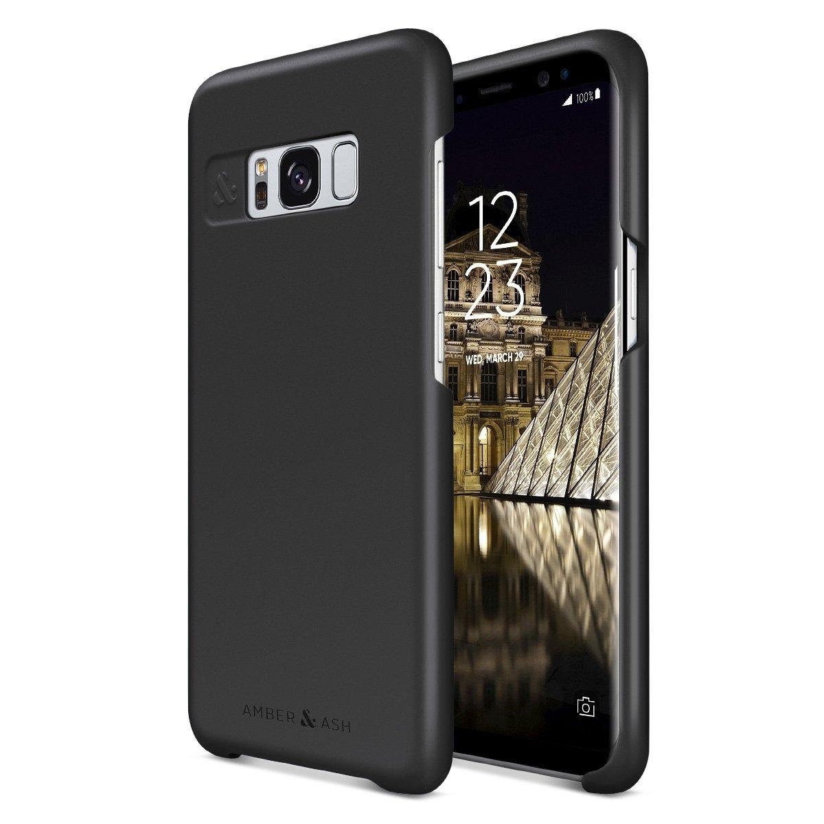 Amber And Ash Samsung Galaxy S8 Kılıf