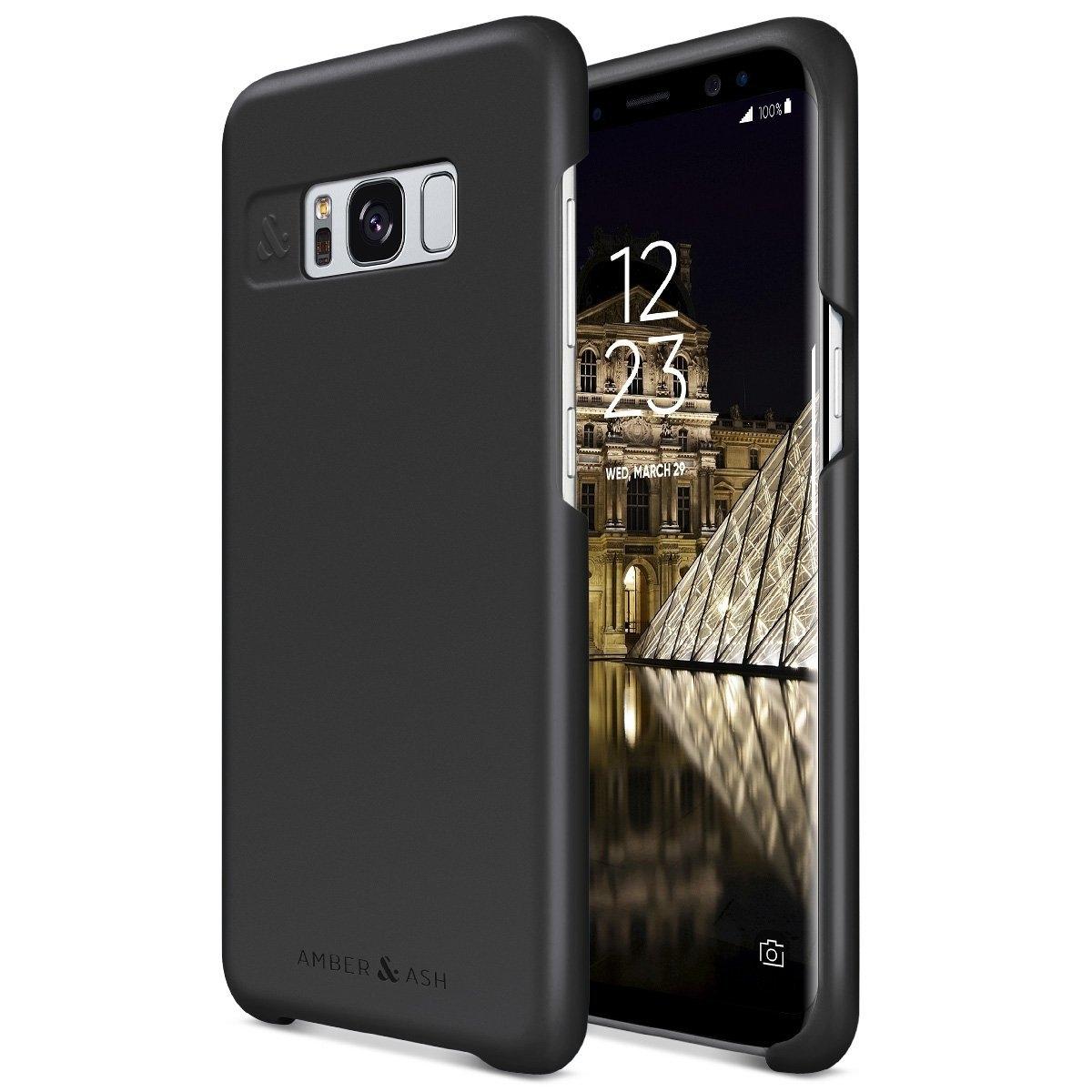 Amber And Ash Samsung Galaxy S8 Plus Kılıf