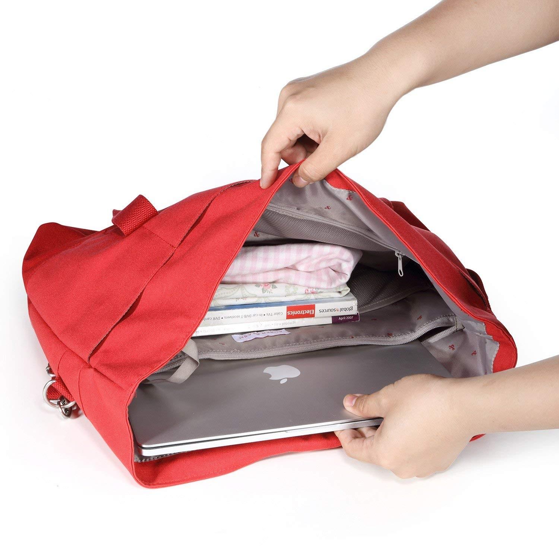 Amber And Ash Su Geçirmez Katlanabilir Laptop Çantası (13.3 inç)