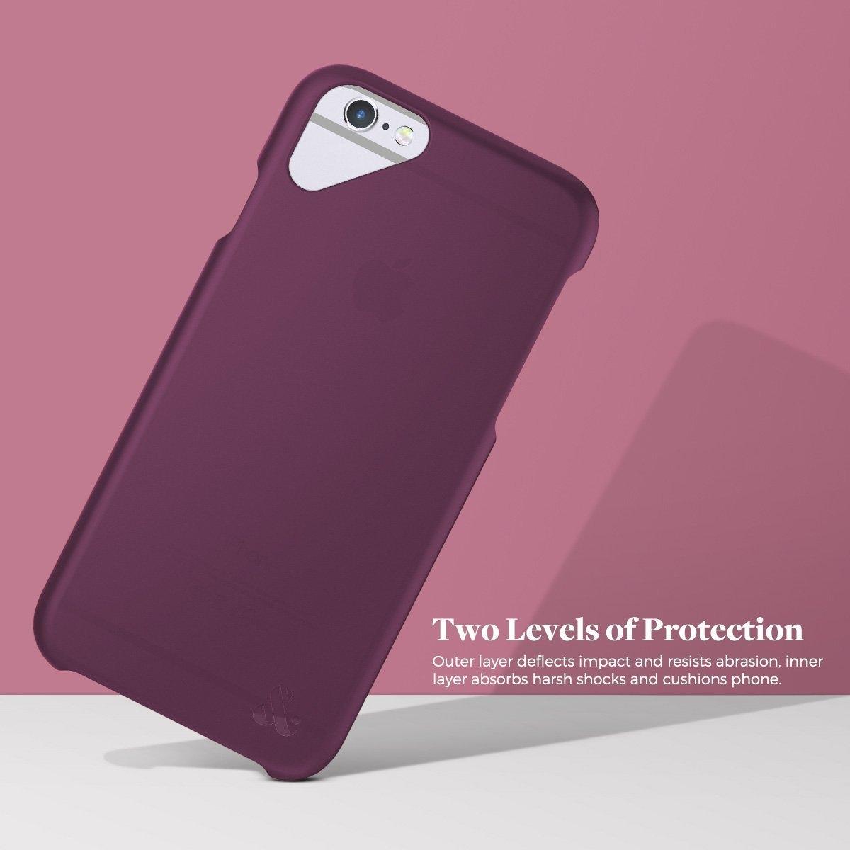 Amber And Ash iPhone 6/6S FW Seri Kılıf