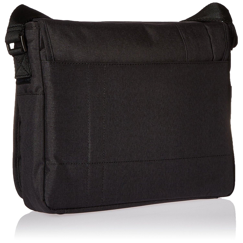 CaseCrown MacBook Air Kanvas Omuz Çantası (13 inç)-Black