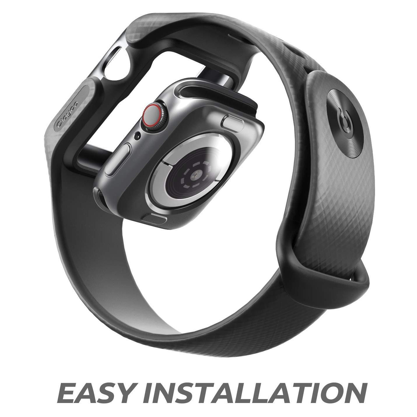 Clayco Apple Watch 4 Hera Serisi Kayış (44mm)
