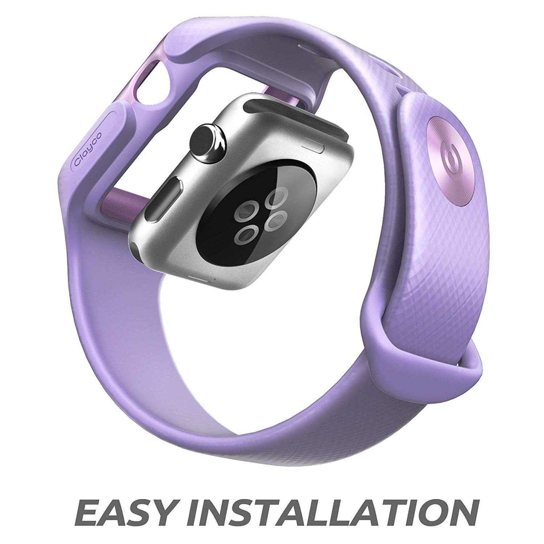Clayco Apple Watch Hera Seri Kayış (38 mm)