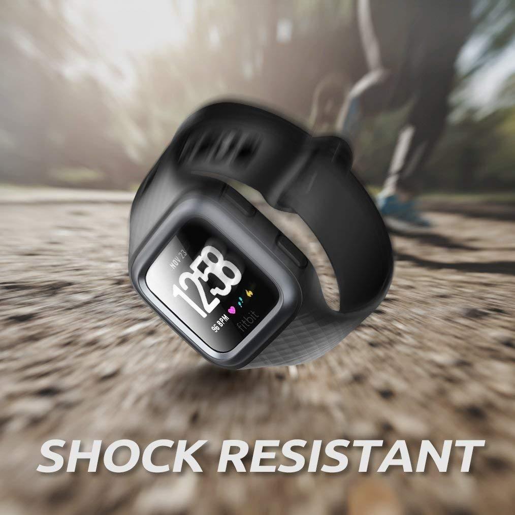 Clayco Fitbit Versa Hera Serisi Kayış