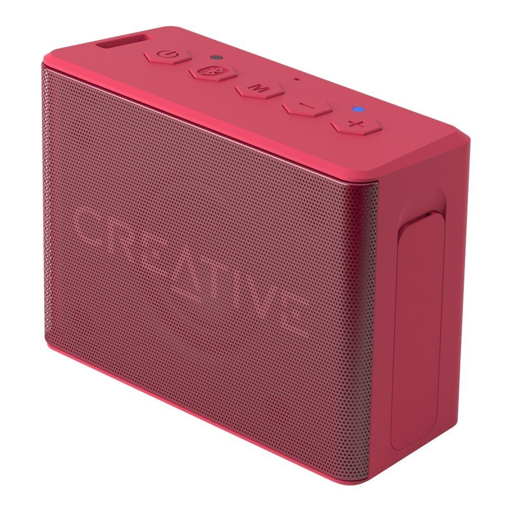 Creative Muvo 2C Mini Bluetooth Hoparlör-Pink