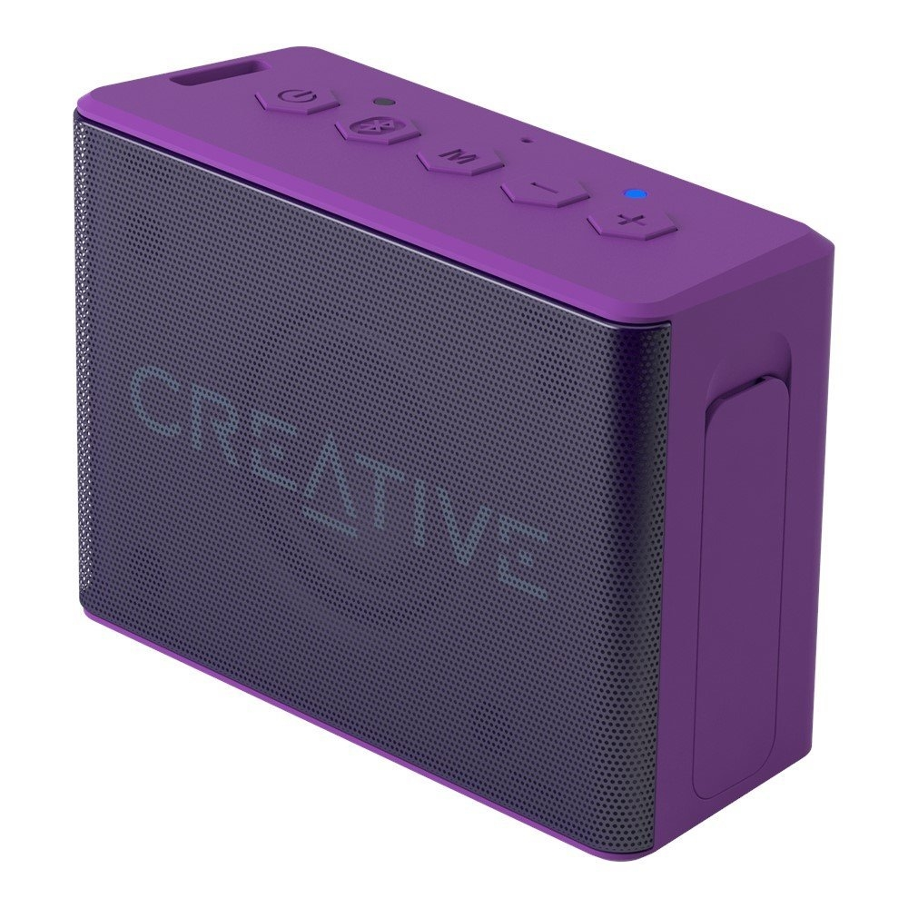 Creative Muvo 2C Mini Bluetooth Hoparlör-Purple