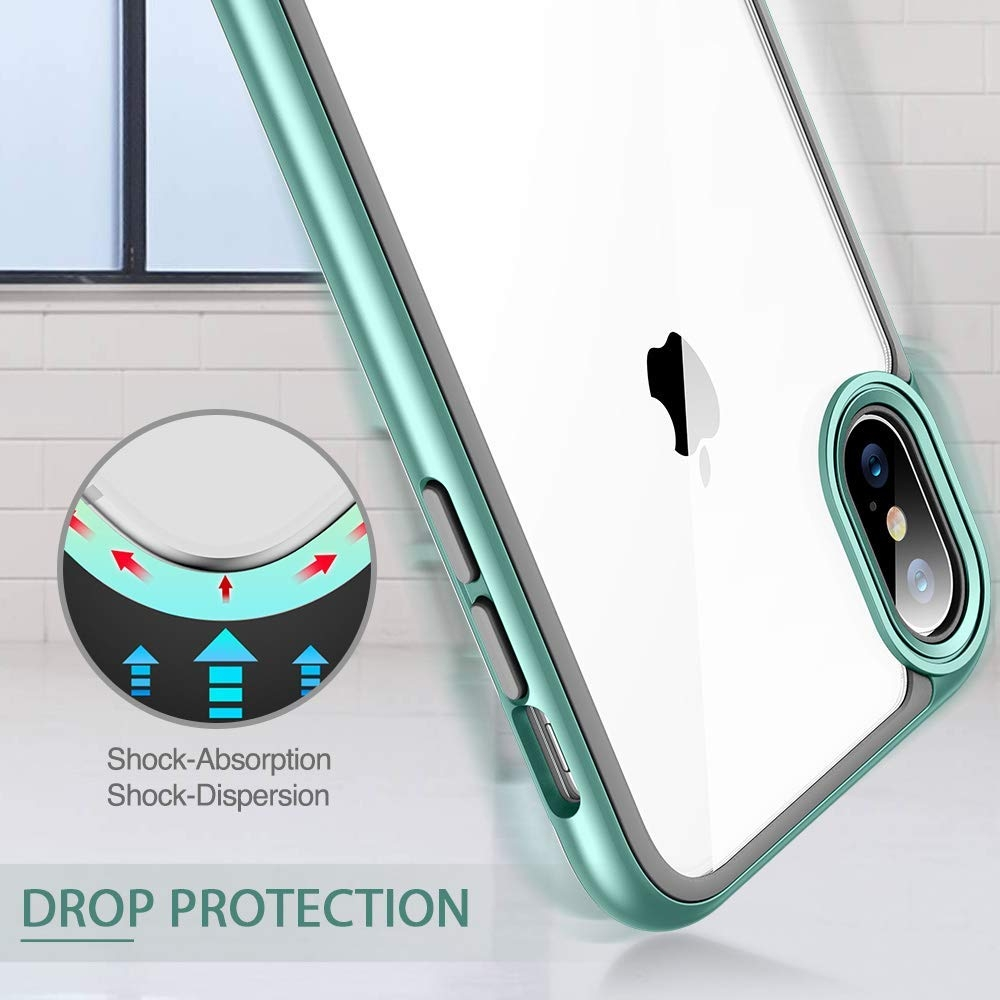 ESR iPhone XS Max Bumper Hoop Kılıf