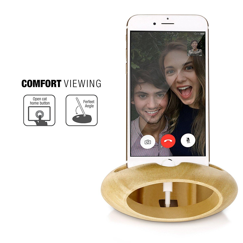 Jelly Comb iPhone Şarj Standı