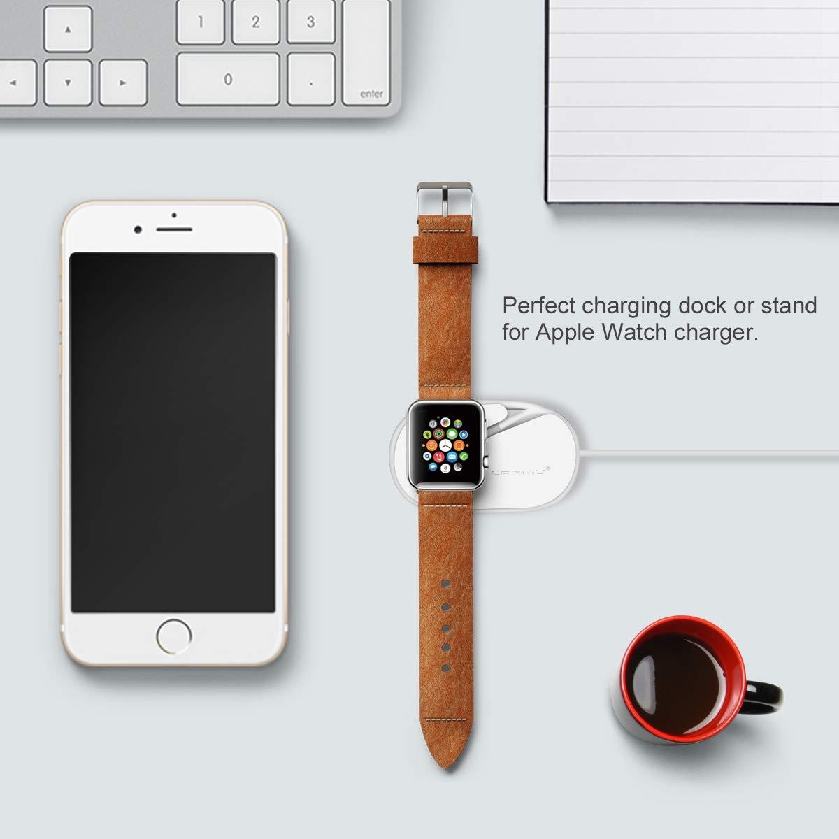LANMU Apple Watch Şarj Kablosu Düzenleyicisi
