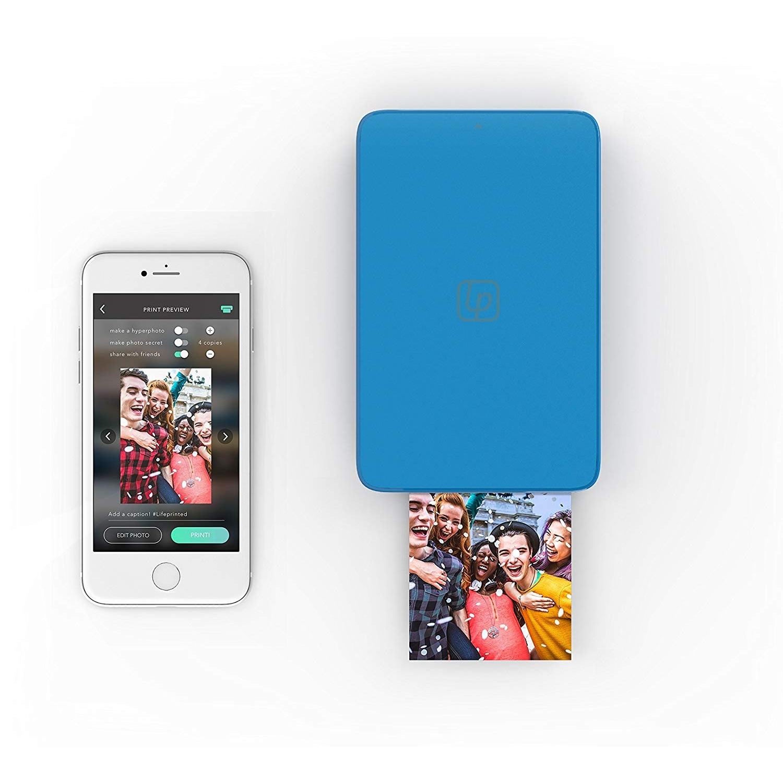Lifeprint Taşınabilir Fotoğraf ve Video Yazıcı