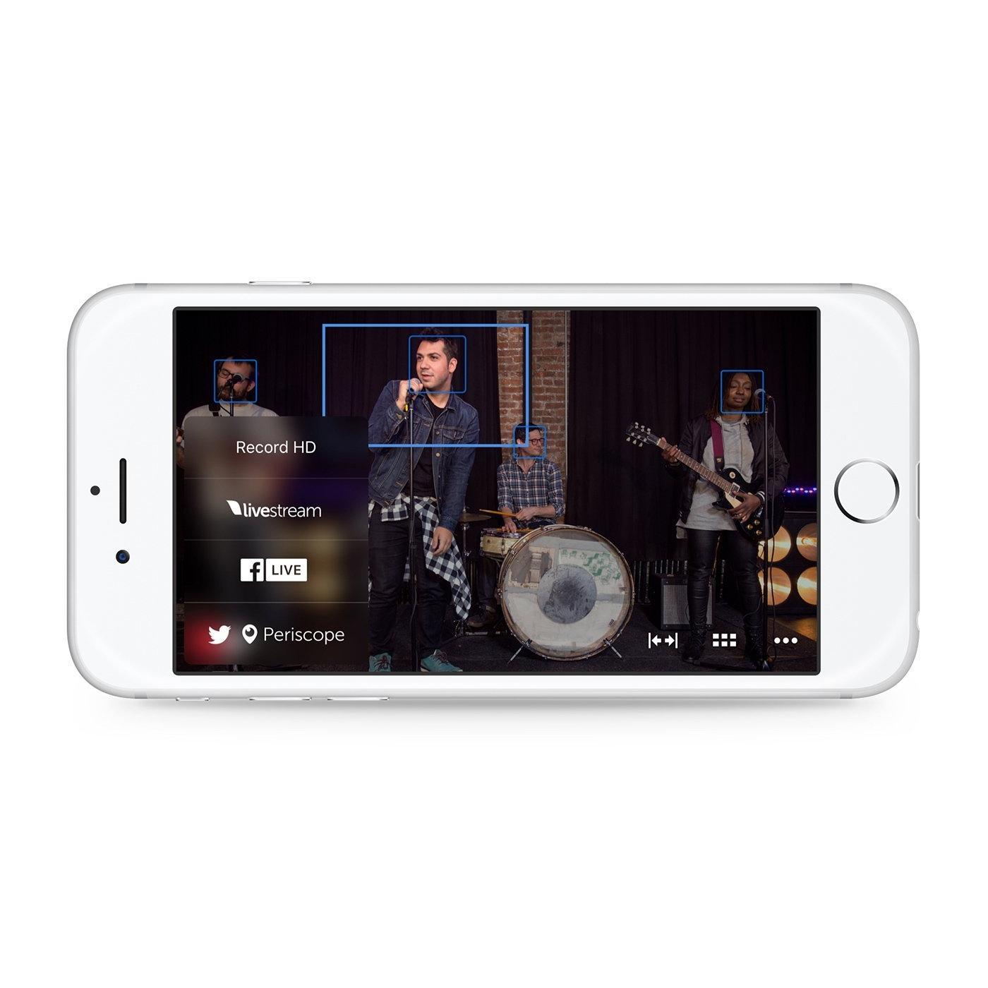 Mevo iOS ve Android İçin Portatif Kamera