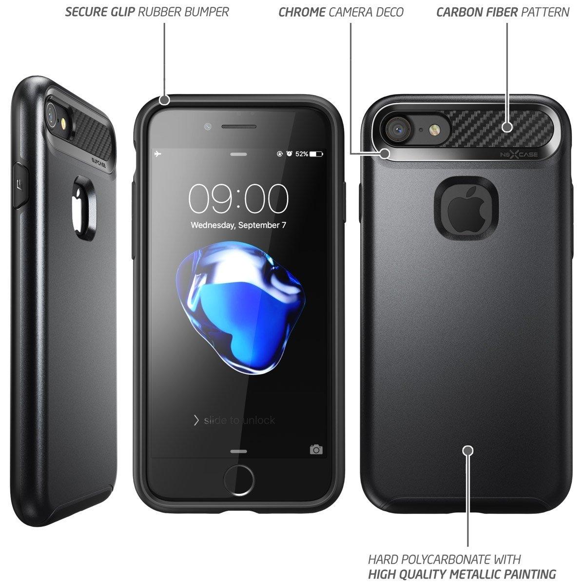 NexCase Apple iPhone 7 Armored Hybrid Kılıf