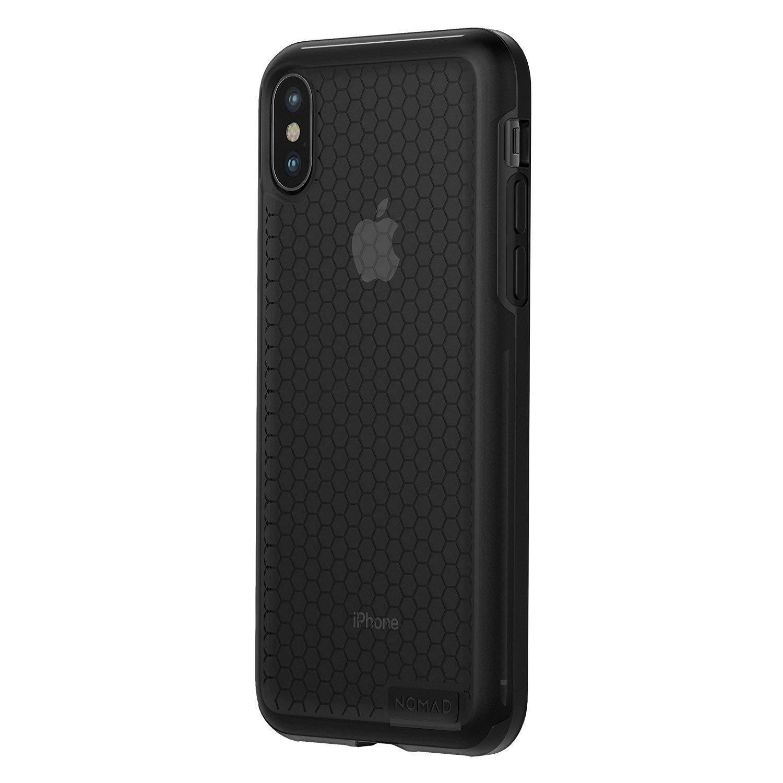 Nomad iPhone X Hexagon Kılıf (MIL-STD-810G)
