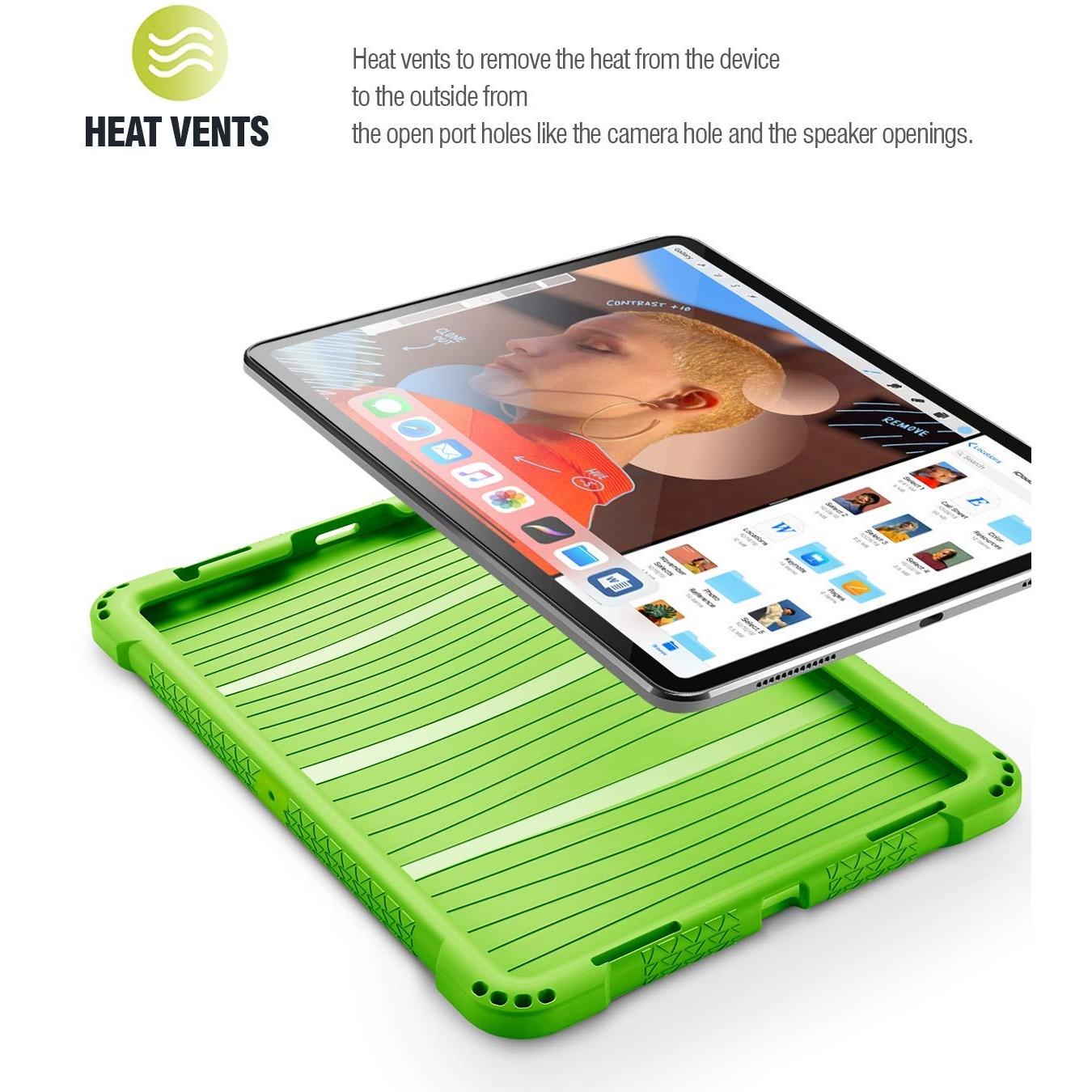 Poetic iPad Pro TurtleSkin Serisi Kılıf (11 inç)