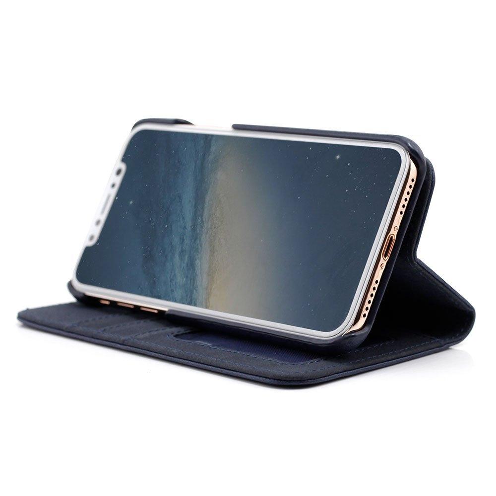 Prodigee Apple iPhone X Deri Cüzdan Kılıf