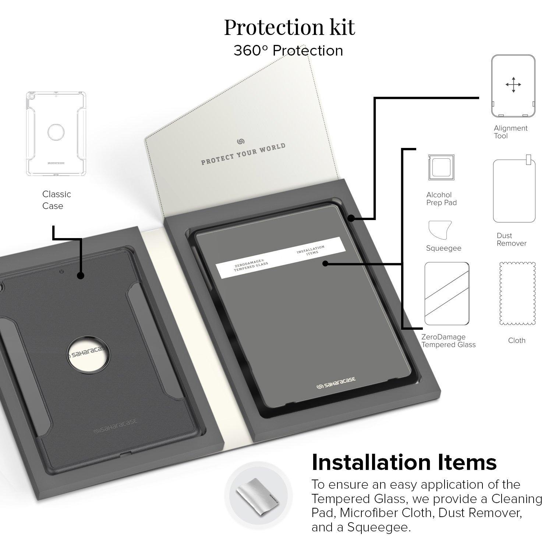 Sahara Case iPad Pro Kılıf/Cam Ekran Koruyucu (10.5 inç)