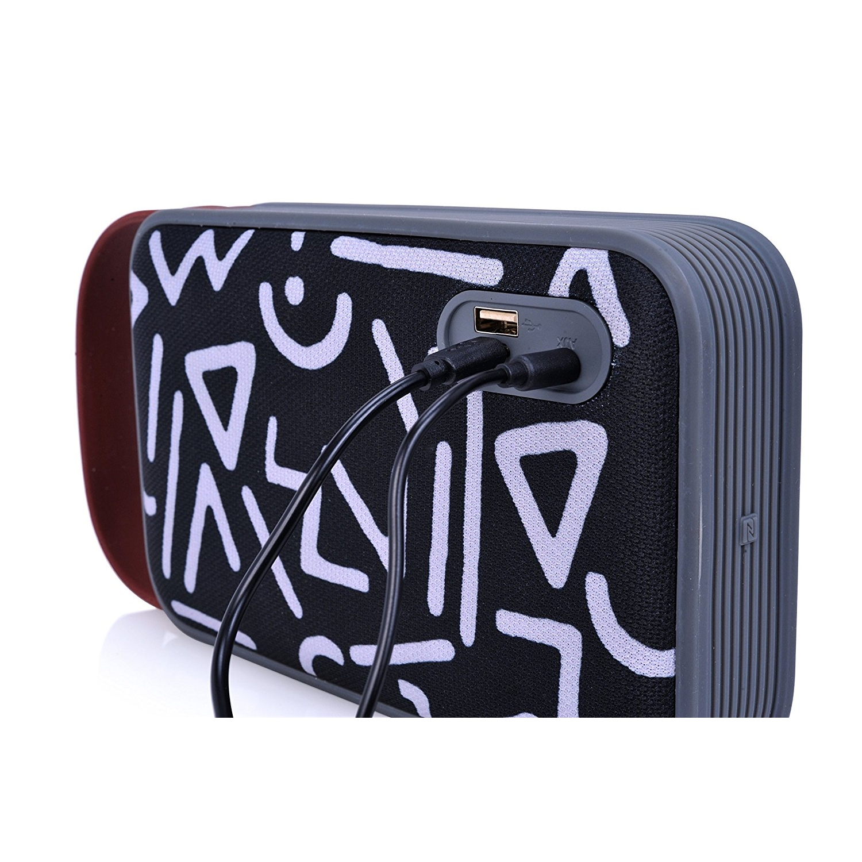 TRAKK HARMONY Bluetooth Bataryalı Hoparlör-Black