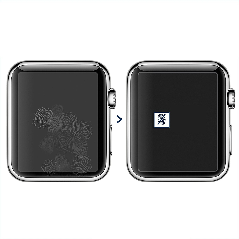 Tech Armor Apple Watch Cam Ekran Koruyucu (38mm)