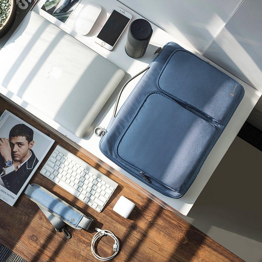 Tomtoc Laptop Omuz Çantası (15/15.6 inç)