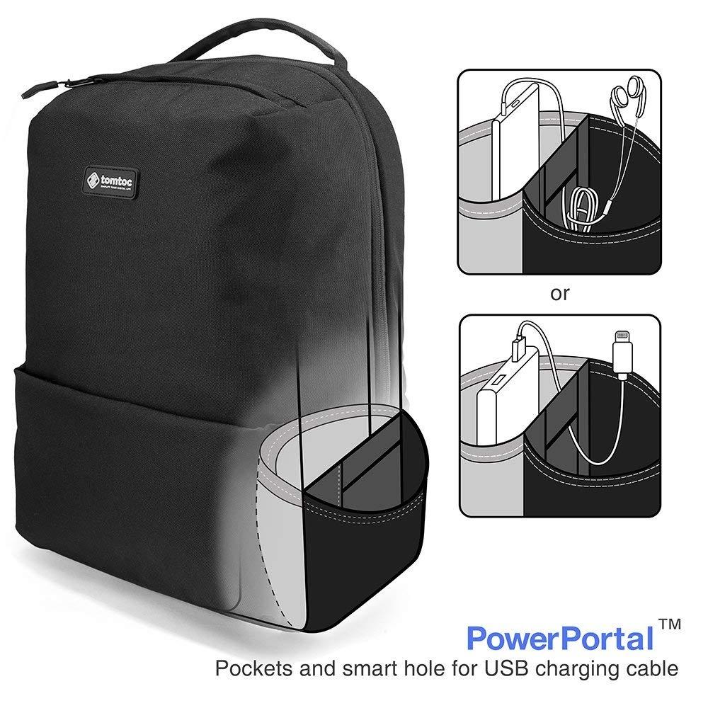 Tomtoc Hafif Laptop Sırt Çantası (15.6 inç)