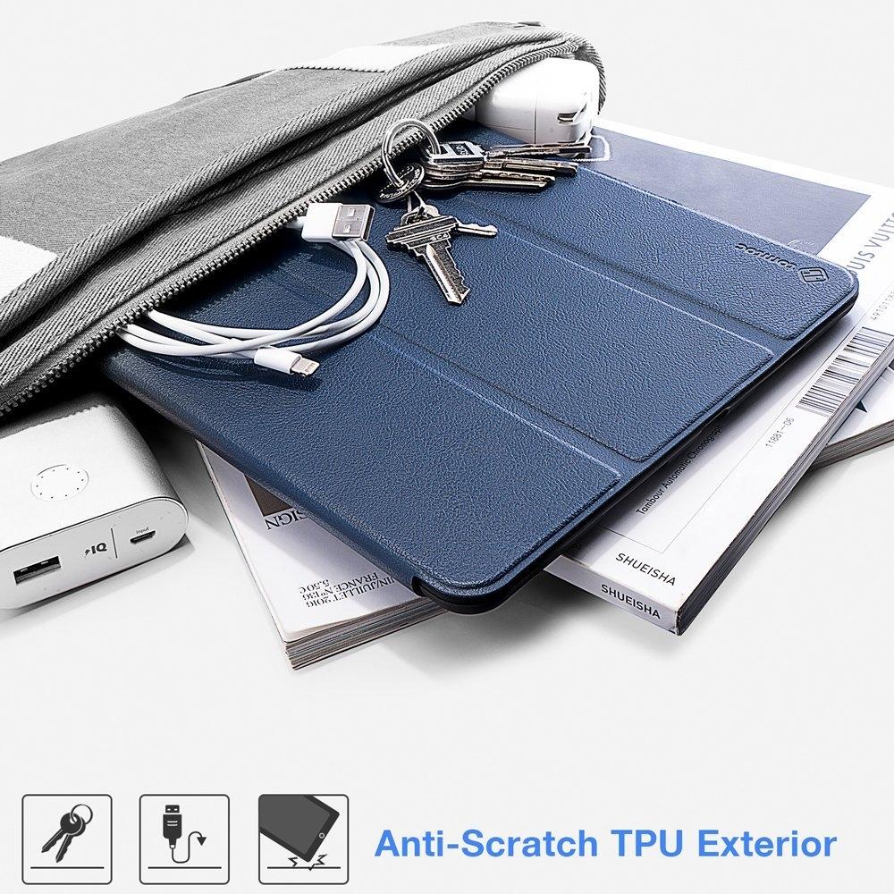 Tomtoc iPad Pro Kalem Bölmeli Kılıf (10.5 inç)