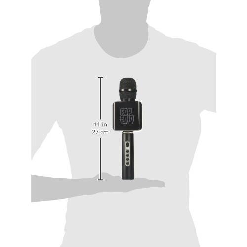 Tzumi PopSolo Bluetooth Karaoke Mikrofonu