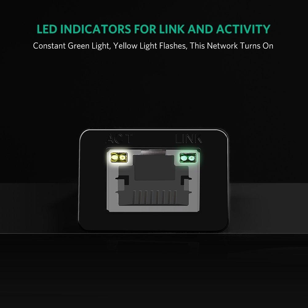 UGREEN USB 3.0 to Ethernet Gigabit Adaptör