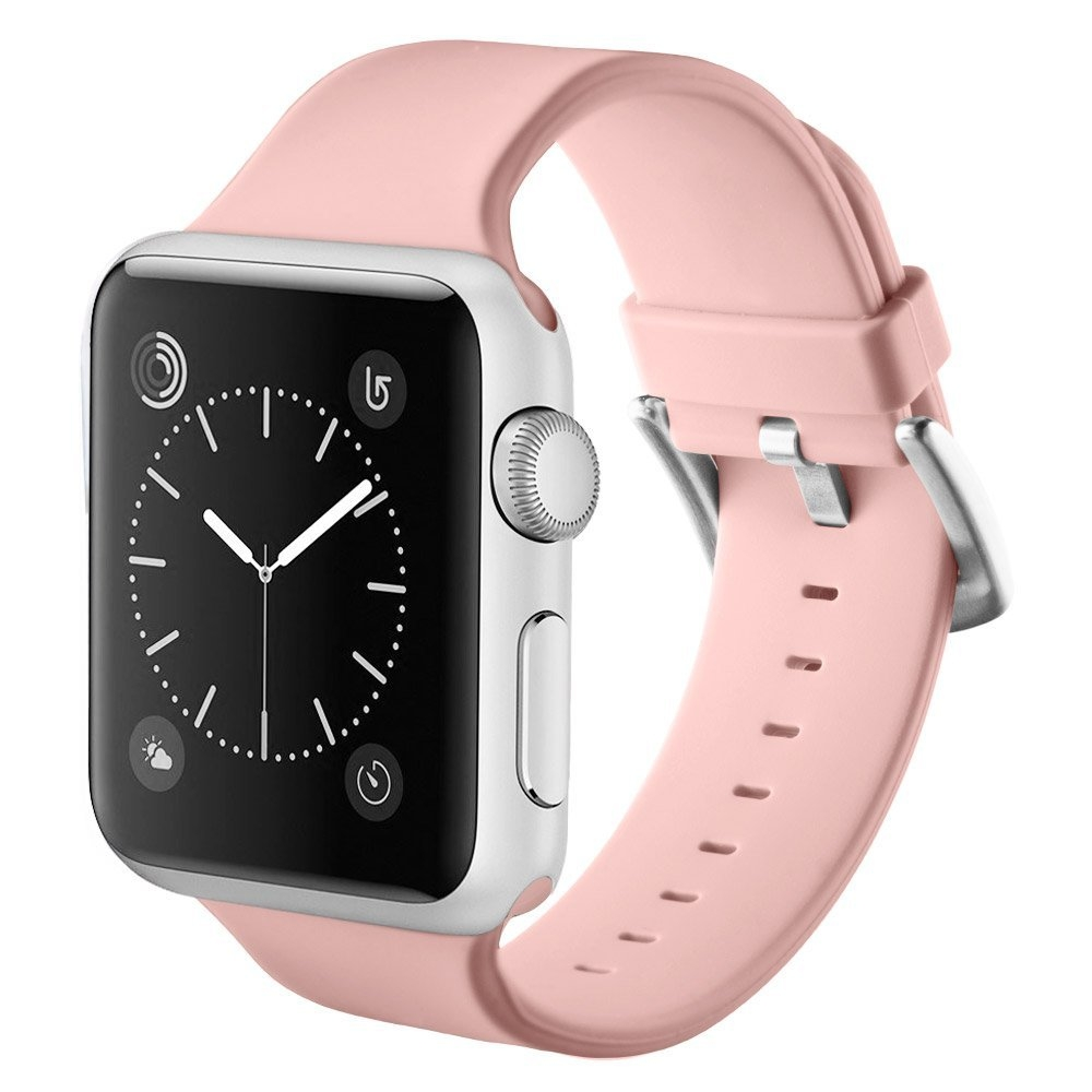 UMTELE Apple Watch Soft Silikon Kayış (42mm)