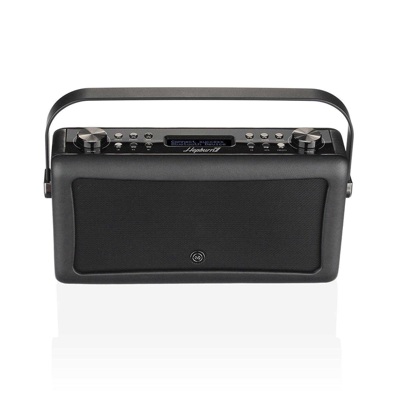 VQ HEPMKII Home Audio Bluetooth Radyo-Black
