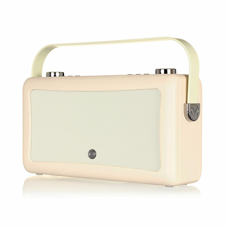VQ HEPMKII Home Audio Bluetooth Radyo-Cream