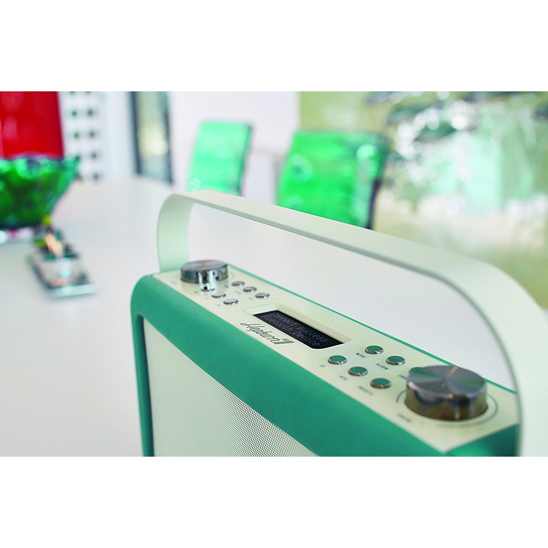 VQ HEPMKII Home Audio Bluetooth Radyo-Teal