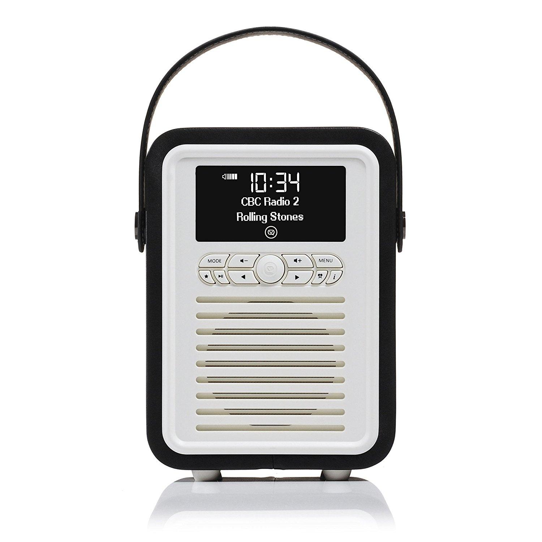 VQ MINI Home Audio Bluetooth Radyo-Black