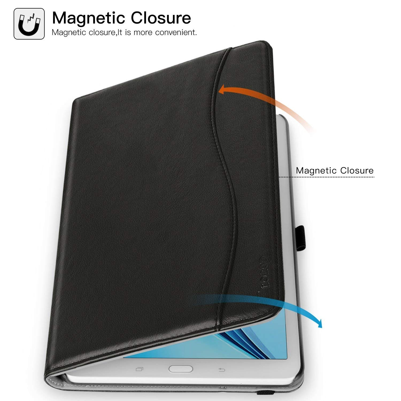 Ztotop Galaxy Tab E Deri Stand Kılıf (9.6 inç)