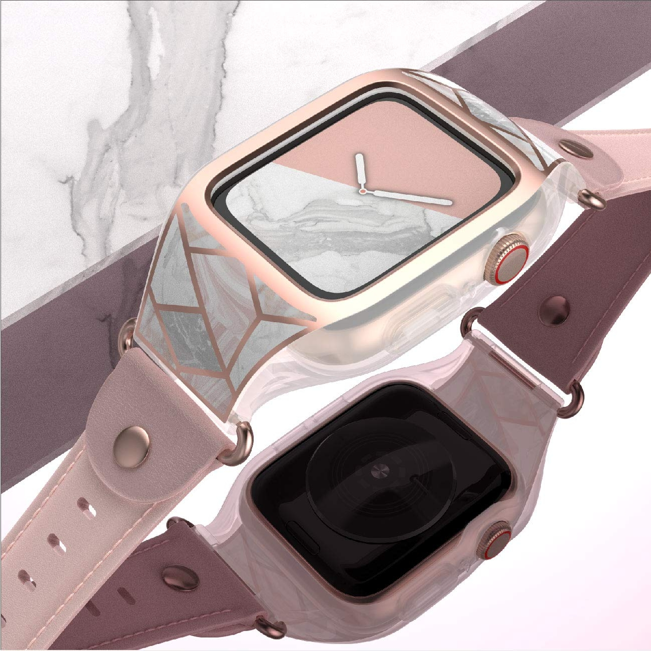 i-Blason Apple Watch Cosmo Serisi Kılıf (42mm)