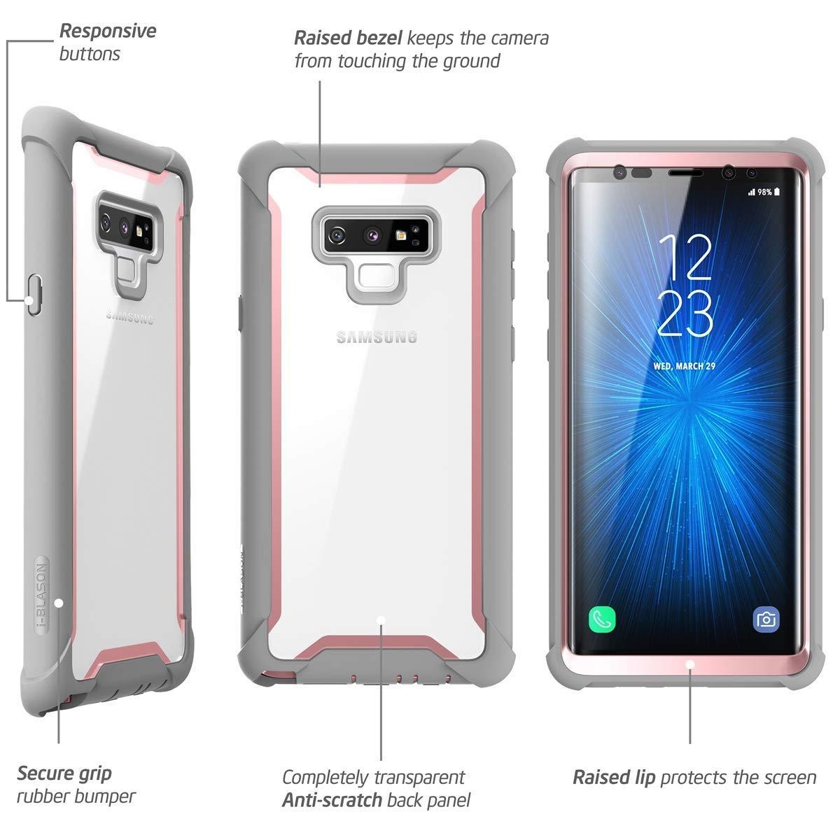 i-Blason Galaxy Note 9 Ares Serisi Kılıf