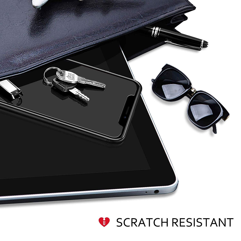 iCarez iPhone XS Max Cam Ekran Koruyucu (2 Adet)