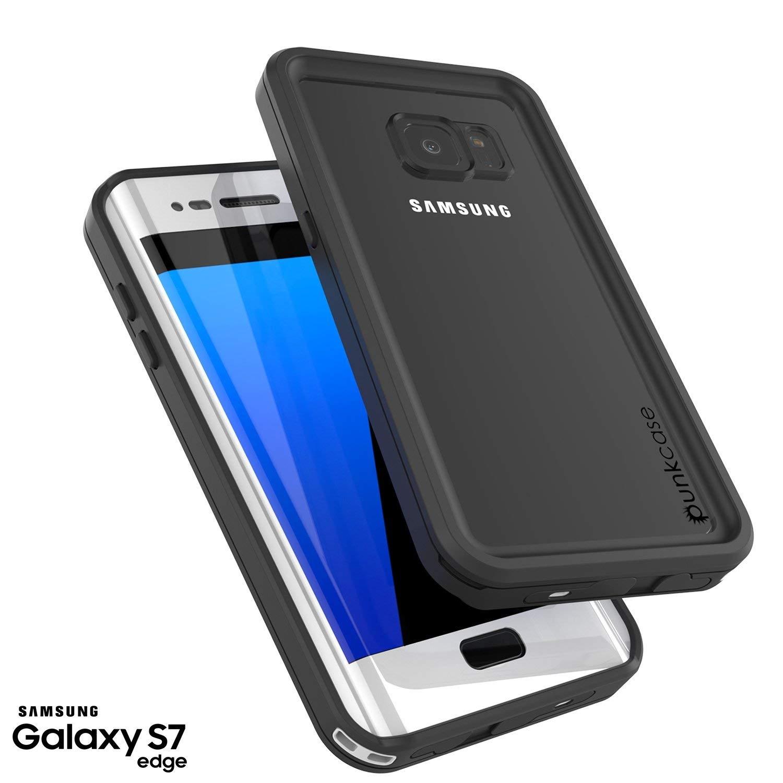 punkcase Galaxy S7 Edge Extreme Serisi Su Geçirmez Kılıf