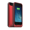 Mophie iPhone 5 / 5S �arjl� K�l�f Air 1700 mAh, K�rm�z�