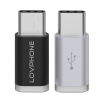Lovphone USB-C / Type C to Mikro USB Adaptör (2 Adet)