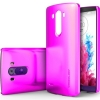 Caseology LG G3 Ultra Slim Hard Snap-on Kapak (Magenta Purple)