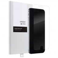 Amber And Ash iPhone 6/6S Temperli Cam Ekran Koruyucu (2 Adet)