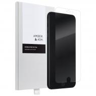 Amber And Ash iPhone 7 Temperli Cam Ekran Koruyucu (2 Adet)