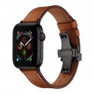 EloBeth Apple Watch Deri Kayış (42/44mm)