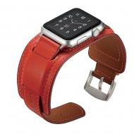 Elobeth Apple Watch Deri Kayış (38mm/40mm)