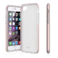 Evutec iPhone 7 Selenyum Füme Şeffaf Kılıf