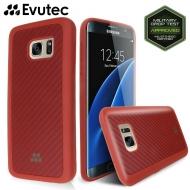 Evutec Samsung Galaxy S7 Karbon SI Lite Kılıf (Mil-STD-810G)