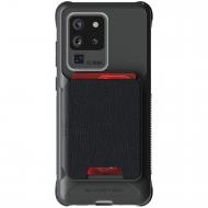 Ghostek Galaxy S20 Ultra Exec Manyetik Cüzdan Kılıf (MIL-STD-810G)