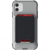 Ghostek iPhone 11 Exec Manyetik Cüzdan Kılıf (MIL-STD-810G)